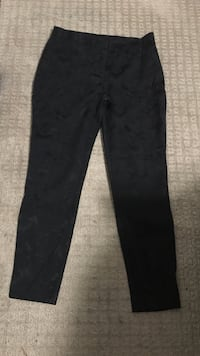 Black dess pants