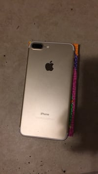 silver iPhone 7 plus with box Baton Rouge, 70816