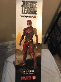 Mafex Flash (justice league) Las Vegas, 89108