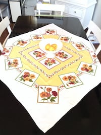 Vintage table cloth