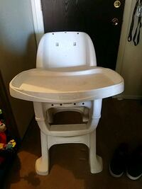 3 stages highchair AS IS.  Calgary, T3A 2H4