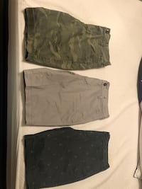 3 pairs of Aeropostale men's shorts Lancaster, 17601