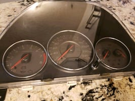 Honda civic speedometer  in great condition 300 km
