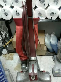 red and stainless steel steam mop Norfolk, 23509