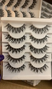 Five Pack Eyelashes Las Vegas, 89146