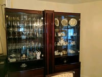 China Cabinet w/ Pull Out Bar  Caledon, L7C 1A7