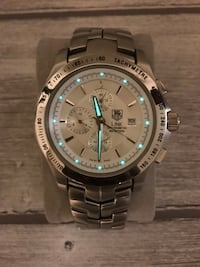 Authentic Tag Heuer Link Chrono Riverview, 33569