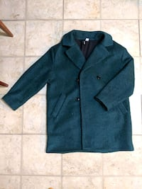 green double breasted coat Cambridge, N1R 8G3