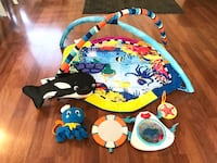 Disney's Baby Einstein Light up Play May with accessories