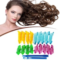 New 18 piece magic hair curlers Bernalillo, 87004