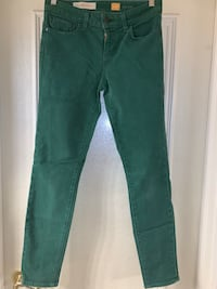 ANTHROPOLOGIE GREEN JEANS Calgary, T3H 3C7