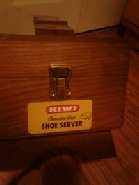Shoe shine box Converse, 46919