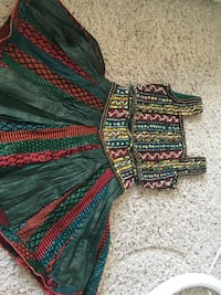 Indian dress fits 9 to 12 months  Cupertino, 95014