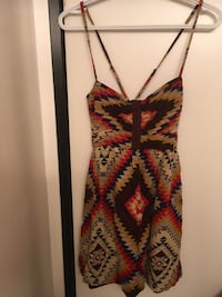 $30 for all-Billabong romper & dress and Oasis dress-all fit M Calgary, T1Y 6A9