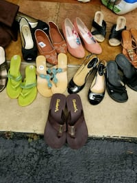 women's assorted pairs of shoes Fairfax Station, 22039