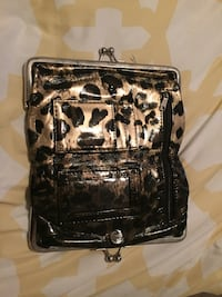 Brown and black coin purse Houma, 70360