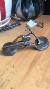 handmade metal motorcycle Natick, 01760