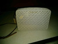 White and gold michael kors purse Clinton, 29325