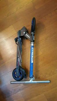 trottinette Paris, 75011
