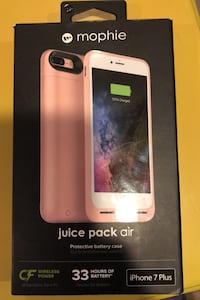 Juice pack air for IPhone 7 Plus Rockville, 20854