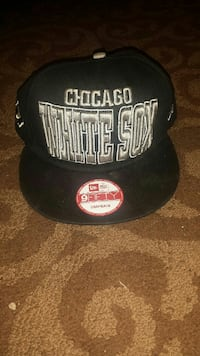 White Sox snap back hat