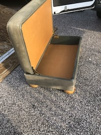 "Hassock opens up 38"" wide x 26"" deep Taneytown, 21787"