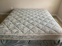 King size mattress Fairfax, 22030
