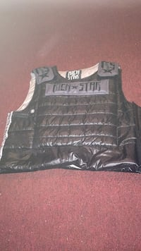Rich Star Bubble vest
