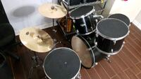 black and gray drum set Hagerstown, 21740