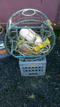 Crab Sportpot good shape & heavy.$20 Coos Bay