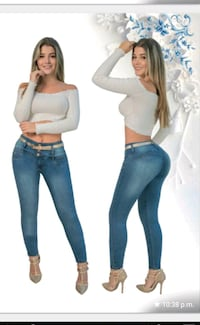 COLOMBIAN BUTLIFTER JEANS BRAND NEW  Toronto, M2R 3N8
