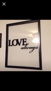 Love always picture frame Asheville