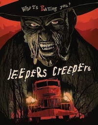 Sealed - Jeepers Creepers 1 & 2... $10 Firm...  Calgary