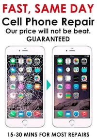 iPhone screen repair Las Vegas