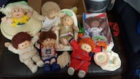 Cabbage patch kids collection and assessories Baltimore, 21224