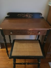 black and brown wooden table Hackensack, 07601