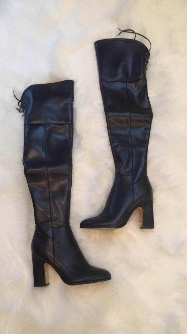 3fa15bb5b6e Used Marc Fisher Over The Knee Boots Size 8.5 for sale in San Jose - letgo