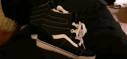 Vans Off The Wall High Tops