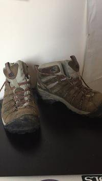 black-brown-beige  hikers shoes Edmonton, T6H 5H2