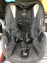 baby's black and gray car seat Bethesda, 20814