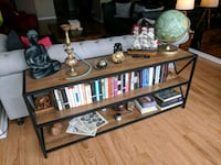 BRAND NEW Etagere Bookcase / Media / Console Table Toronto, M9A