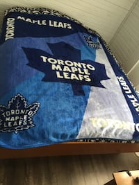Toronto Maple Leafs throw blanket  London, N6B