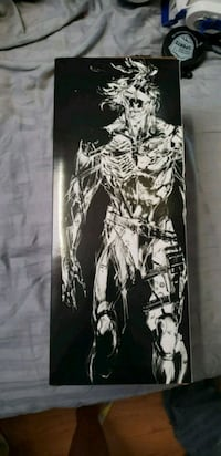 Metal gear rising collectors lamp East Amherst, 14051