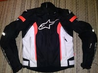 Alpinestars T-Missile Drystar Jacket w/ Tech Air  San Jose, 95127