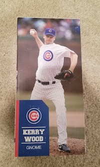 Kerry Wood Cubs Gnome