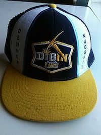 Denver Nuggets cap Casper, 82604