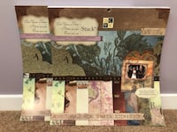 Once Upon A Time scrapbook paper Dumfries, 22025