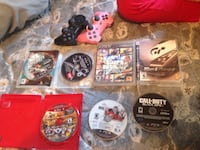 Ps3 system games etc