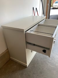 Heavy Duty Two Drawer Filing Cabinet Silver Spring, 20904
