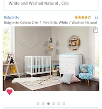 Babyletto Gelato 2-in-1 mini crib New York, 11201